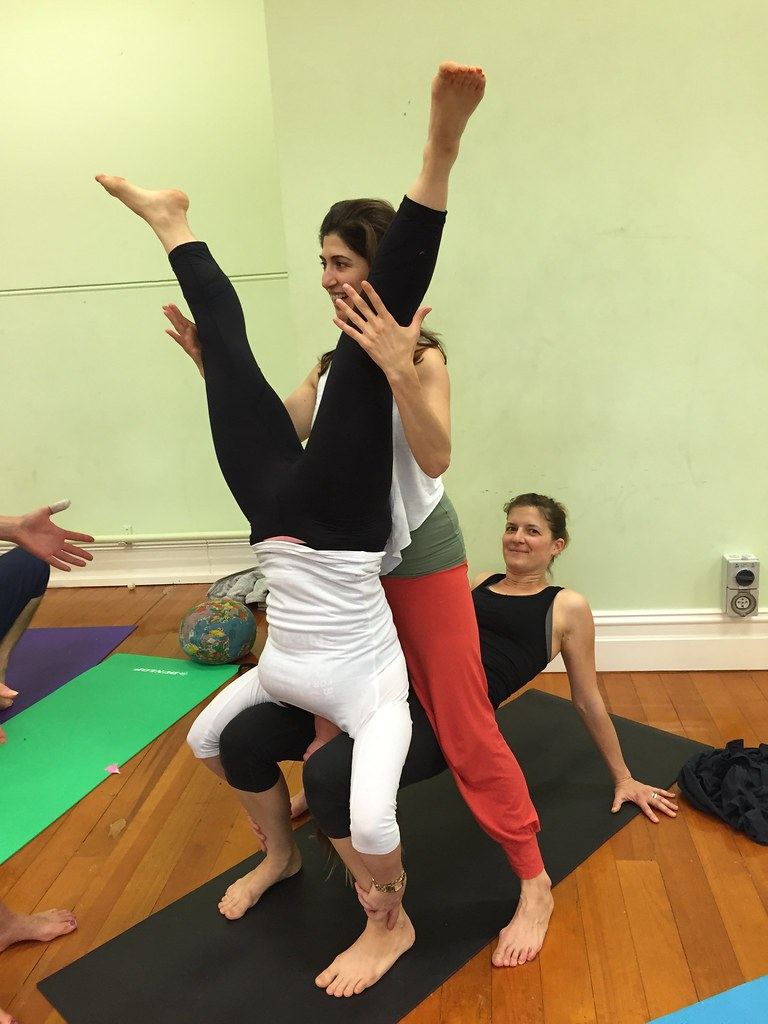 Melbourne April 2015 Rainbow Kids Yoga Teacher Training ...