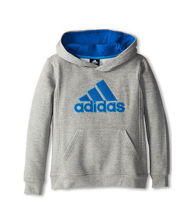 adidas hoodie kinder medium grey heather