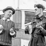 'AARON & GEORGE FORMBY' - 'CRICH TRAMWAY VILLAGE 1940's' - 5th-6th APRIL 2015