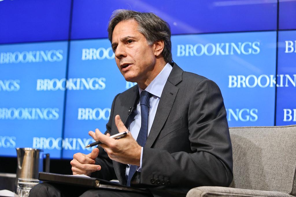 Antony Blinken, deputy secretary of state in the U.S. Depa… | Flickr