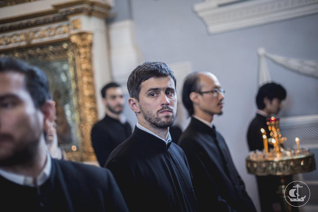 18 июня 2016, Всенощное накануне Пятидесятницы / 18 June 2016, Vigil on the eve of the Pentecost