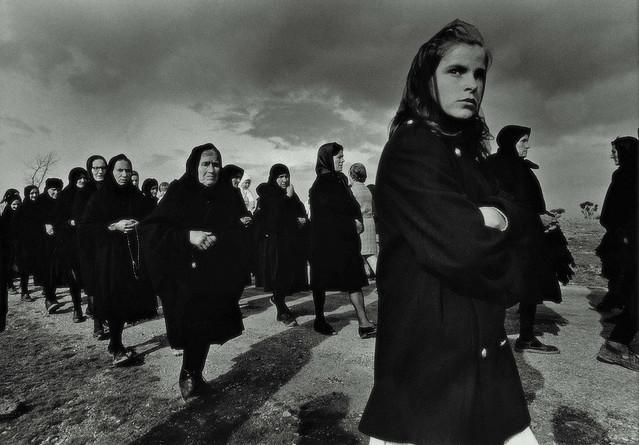 In Memorian -  Rafael Sanz Lobato...Viernes Santo - Bercianos de Aliste (Zamora) - 1971