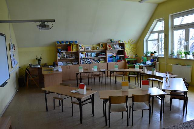 Samorządowa Szkoła Podstawowa w Ostojowie