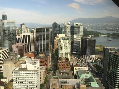 Vancouver city, from Skyline | by Gerner Péter