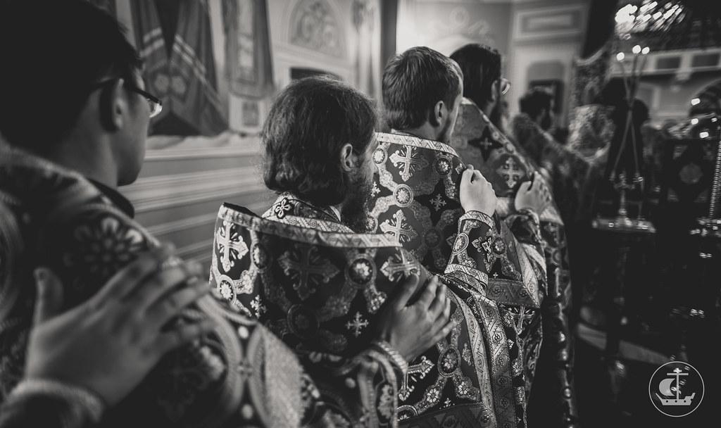 21 мая 2016, День памяти апостола и евангелиста Иоанна Богослова / 21 May 2016, Remembrance day of the Apostle and Evangelist John the Theologian