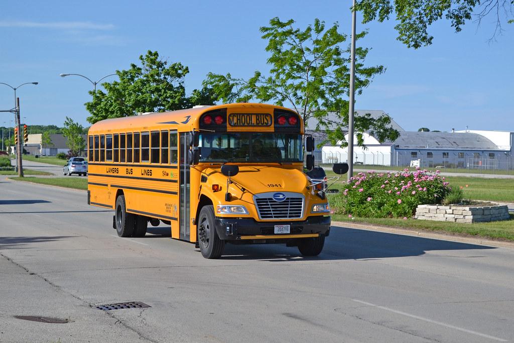 Wisconsin School Bus Companies | Flickr