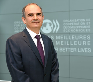 Erdem Basci, Permanent Representative for Turkey to OECD | by Organisation for Economic Co-operation and Develop