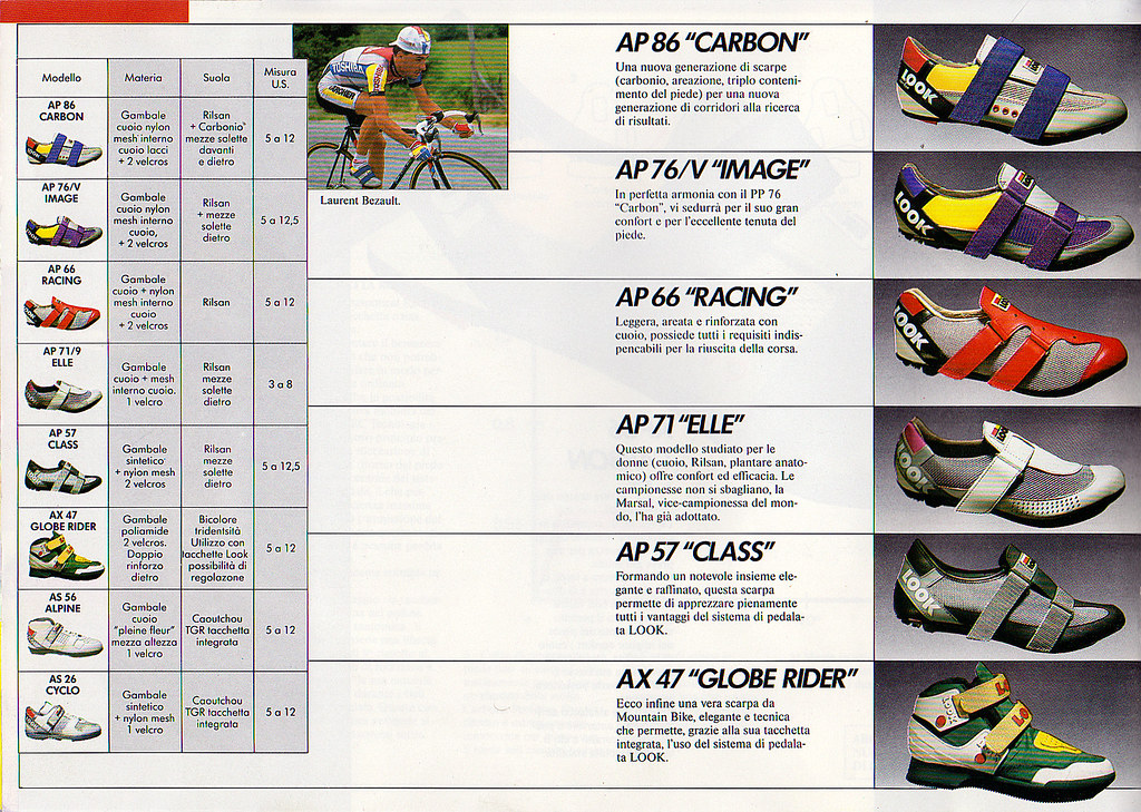 Look Cycles 1990 Catalogue | Look Cycles 1990 Catalogue | Flickr