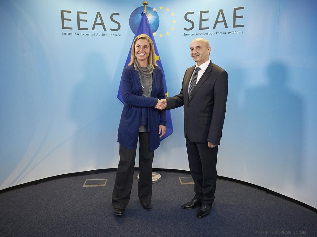 Belgrade - Pristina EU facilitated dialogue