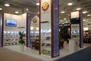 State of Qatar - London Book Fair 2015