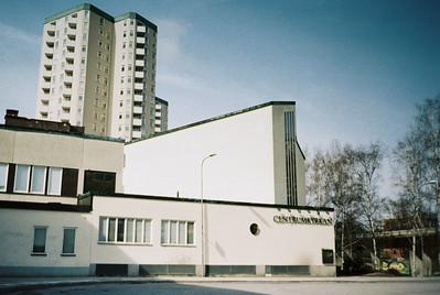 Centrumkyrkan, Farsta
