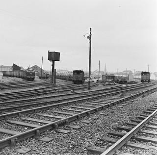 Cargo trains, Limerick City, Co. Limerick.