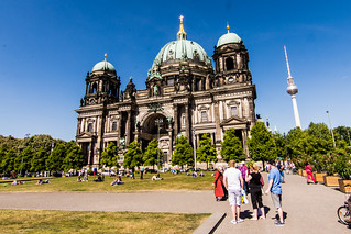 Berlin   by Crash Test Mike