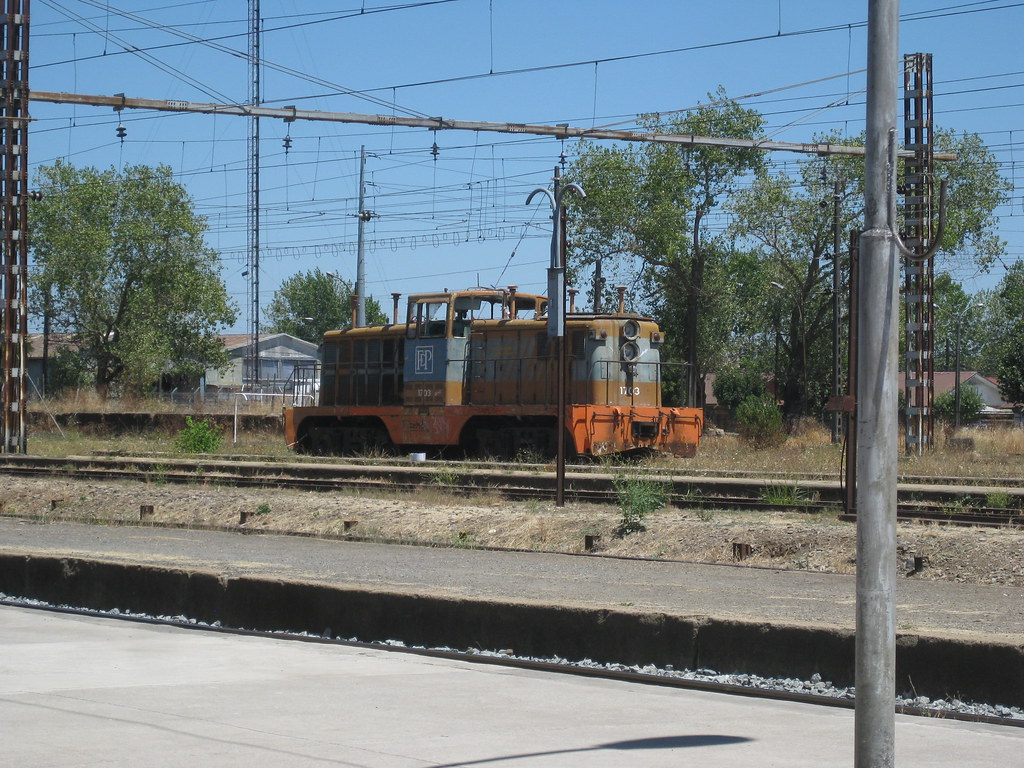 Locomotora 1703 / Chillán