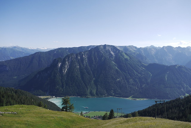 Rofan Tirol Tyrol Austria Österreich Europe Europa