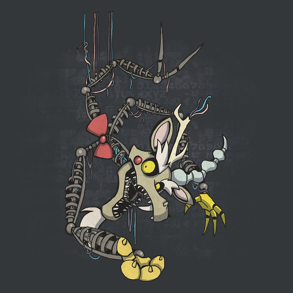 my-little-pony-fnaf-shirt-princess-discord | www neatoshop c… | Flickr
