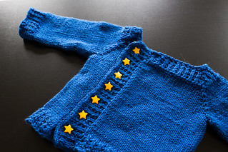 Baby Astronomy Sweater | by Terriko