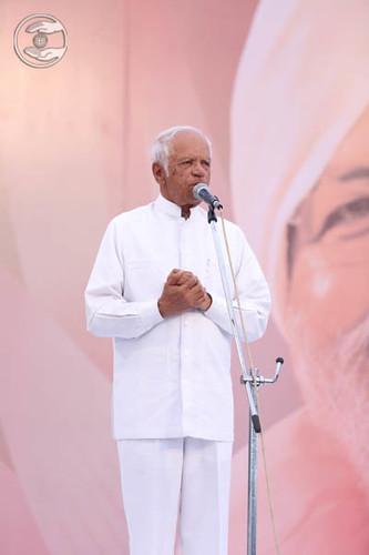 President, SNM USA, Dr. I.S. Rai expresses his views