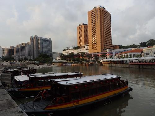 圖01新加坡訪問CIEU-河畔一景