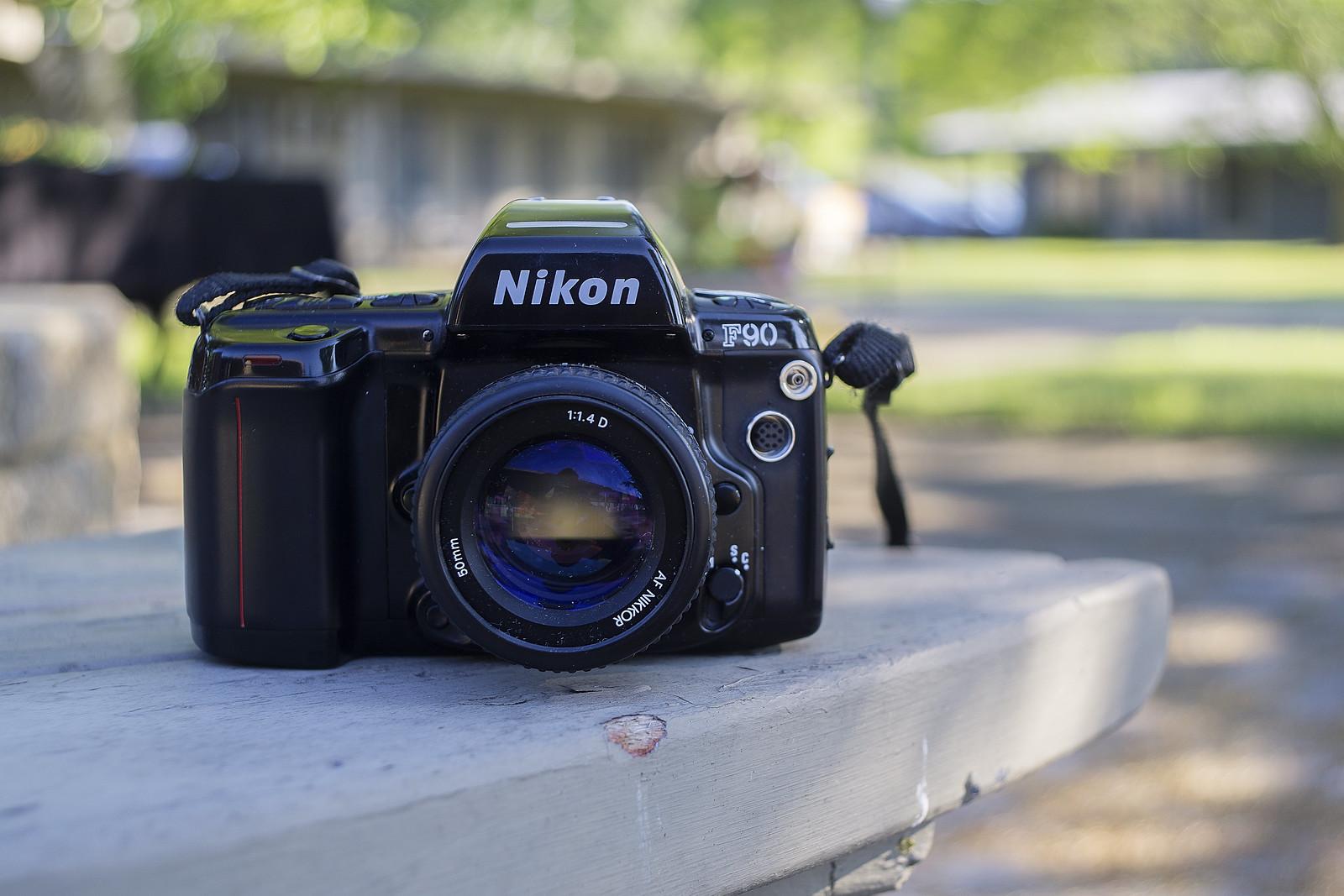 Camera Review Blog No. 41 - Nikon F90