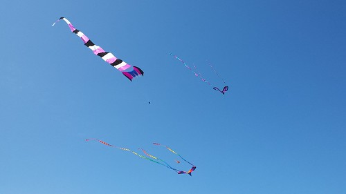 Kites on Lincoln City Beach | by flying_penguins_of_doom