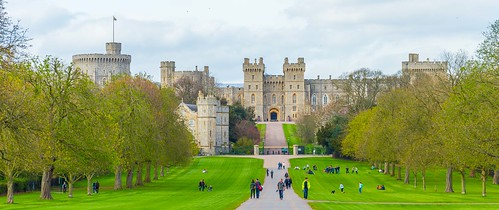 Windsor Castle, Berkshire, from the Long Walk | by JackPeasePhotography