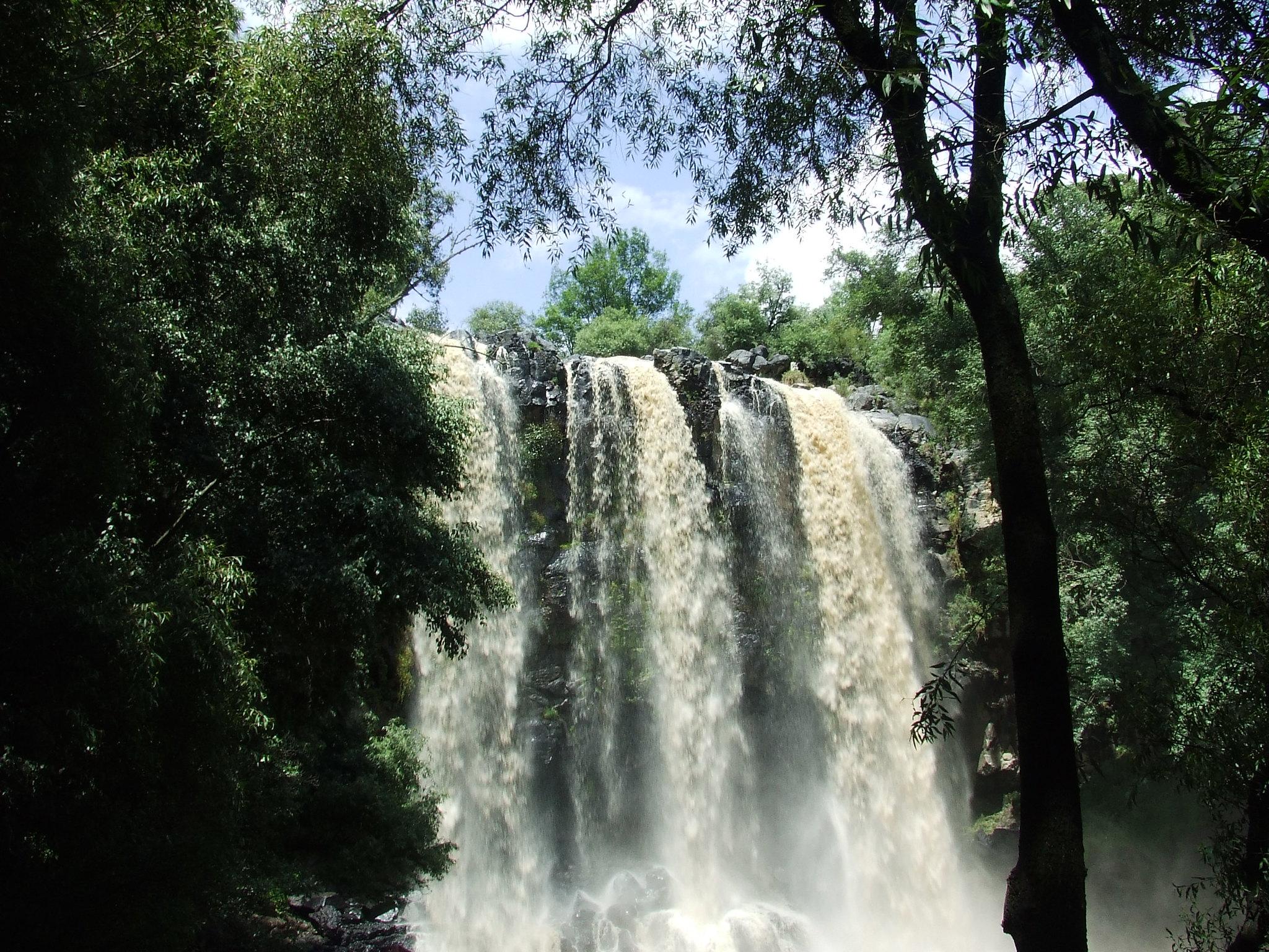 Cascada de Atlihuetzia