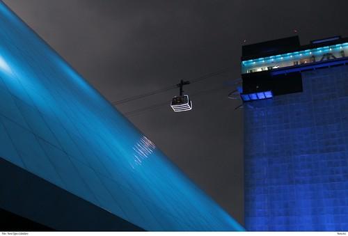 Teleferico de la ciudad de Puebla