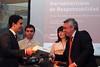 Zamora entrega del premio a Lapadula