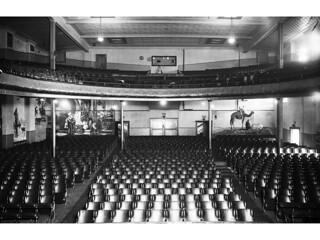 Interior New Strand Theatre, Liverpool Street, Hobart (1930)