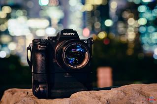 Sony a7ii & 50mm 1.2