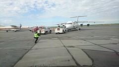 Yellowknife Airport apron 02