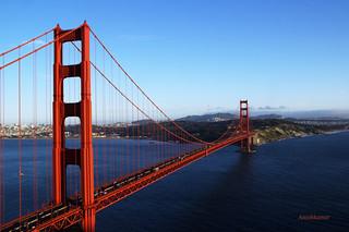 Golden Gate | by Anishkumar Sugumaran