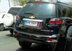 Chevrolet Trailblazer LTZ & Isuzu CrossWind