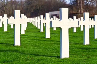 American military cemetery - Luxembourg   by jbdodane