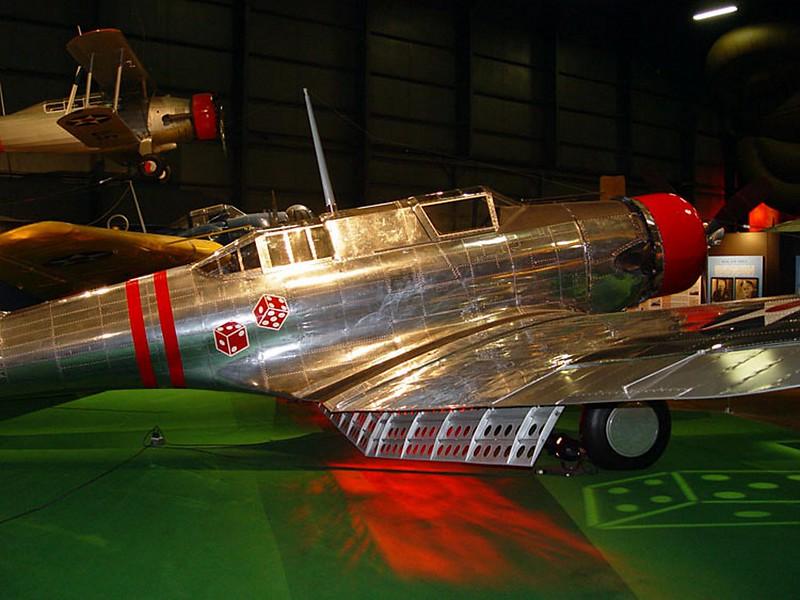 Northrop A-17A 6
