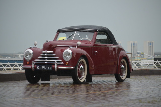 1955 Skoda 1101 RT-90-23
