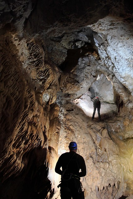 Windless cave