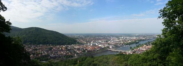"""Woher kommt die Faszination für das """"romantische Heidelberg""""?"""