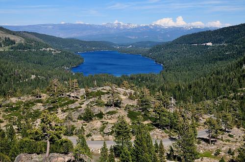 california lake mountains sierranevada donnerlake donnerpass donnerpassroad d300s 1685mmf3556gvr 1685mmvr mcglashanpoint