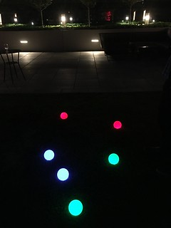 Night Bocce | by Dracoy