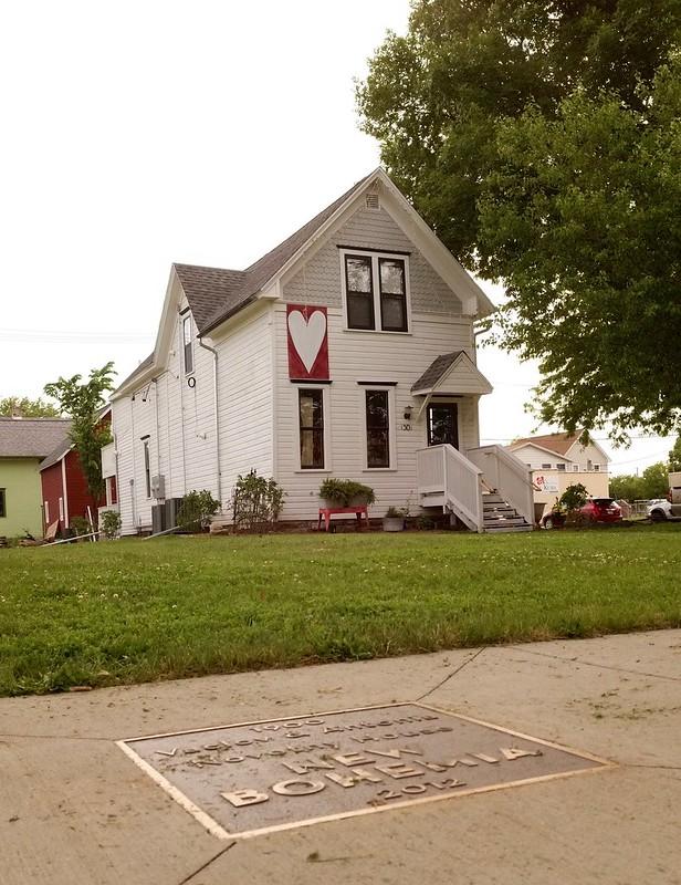 Heart House, Cedar Rapids