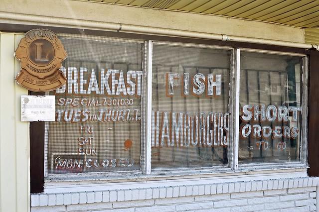 Lions International-Captain's Den Diner - Waco,Texas