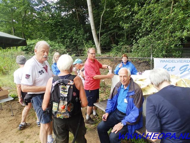 2016-06-23 2e dag Laren Wandel 4 daagse Het Gooi 30 Km (83)