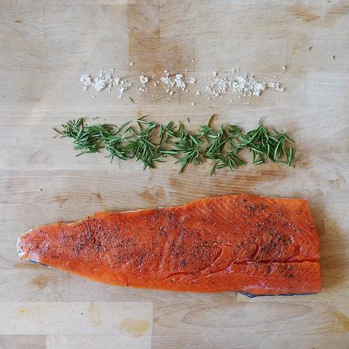 Salmon - Food Alert, July 2016   by meetandeats