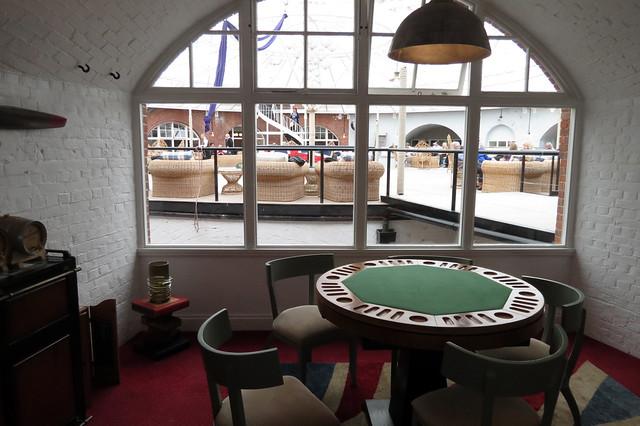 Poker Room, No Mans Land Fort