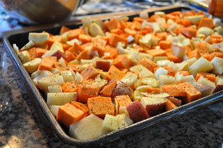 Rustic Roasted Root Vegetables | by twoyoungladies