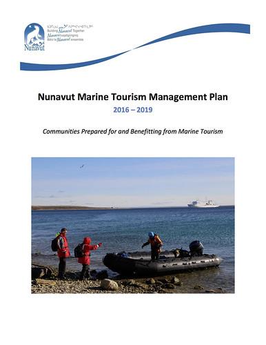 Nunavut Marine Tourism Management Plan 2016 – 2019 @GovofNunavut