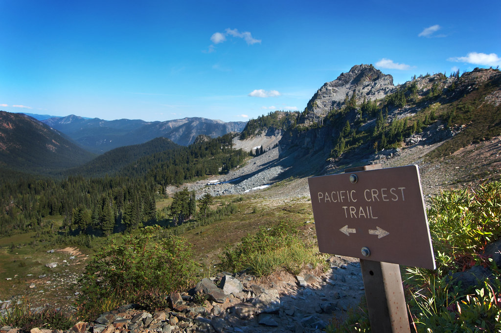 Pacific Crest Trail I Haven T Really Hiked The Pct But It Flickr