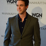 "Ashley Zukerman at WGNAmerica's ""Manhattan"" Emmy's For Your Consideration Event - DSC_0334"